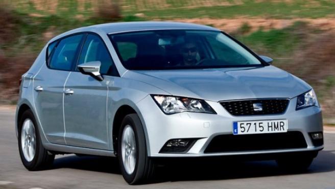 El SEAT León fue uno de los coches más robados en 2015 según el estudio de Unespa.