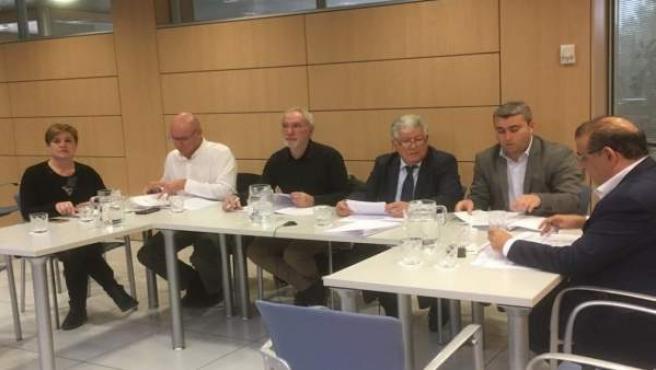 Comisión de la Felib por la flexibilización de la regla de gasto