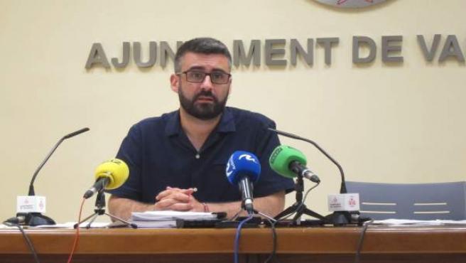 El regidor de Cultura Festiva, Pere Fuset, en una imatge recent