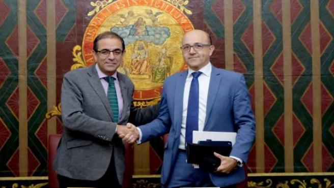 [Grupoeconomia] Np Indra Y La Universidad De Sevilla Se Unen Para Impulsar La Di