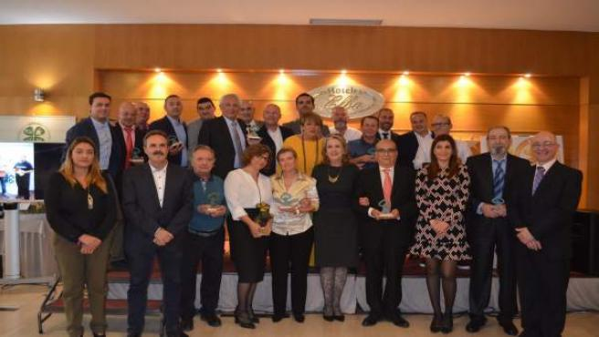 Ashal celebra su 40º aniversario arropada por la Diputación y el Ayuntamiento.