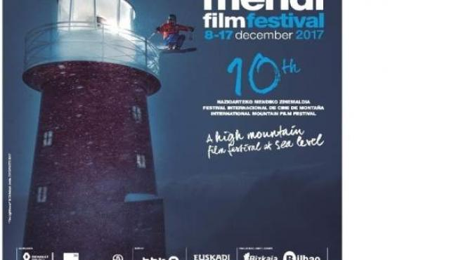 Cartel del Bilbao Mendi Film Festival