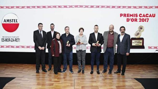 Premios Cacau d'Or 2017