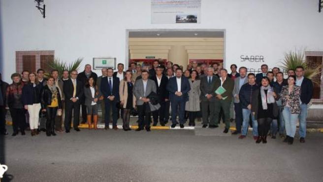 Sánchez Haro presenta el Plan Director de las Dehesas