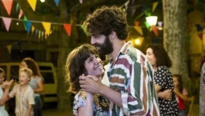 Fragmento de la película 'Verano 1993', de Carla Simón.