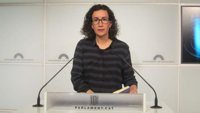 Marta Rovira, secretaria general de ERC.