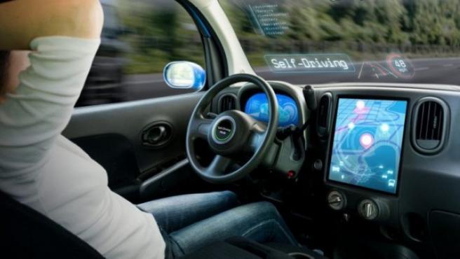 Intel tiene 100 vehículos de prueba para explorar con el entretenimiento en los vehículos autónomos del futuro.