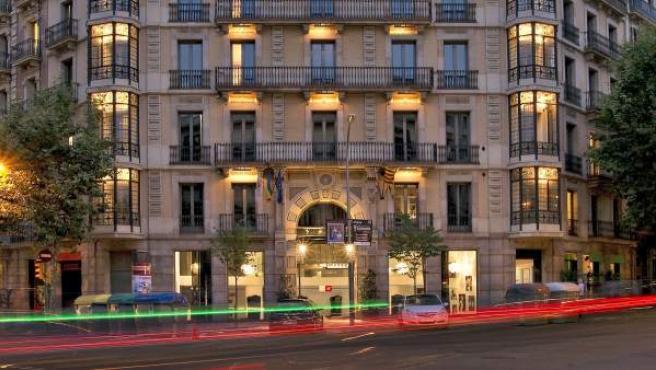 Hotel Axel De Barcelona.