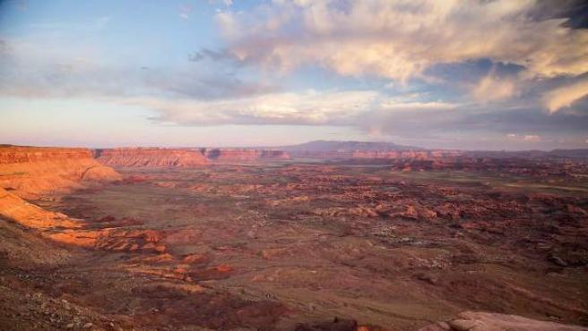 El área protegida de Bears Ears, en Utah, Estados Unidos, declarada Monumento Nacional por el presidente Barack Obama en 2016.