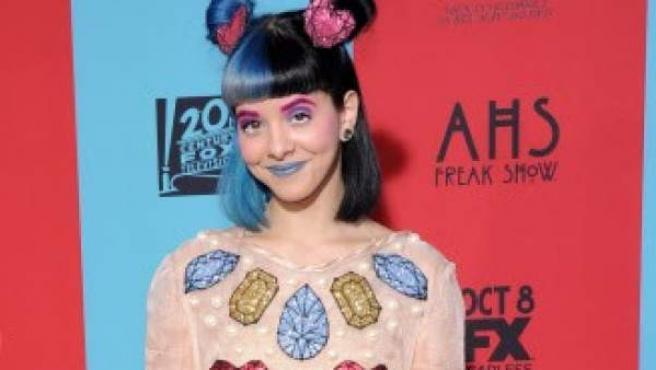 La cantante Melanie Martinez, en una imagen de archivo.