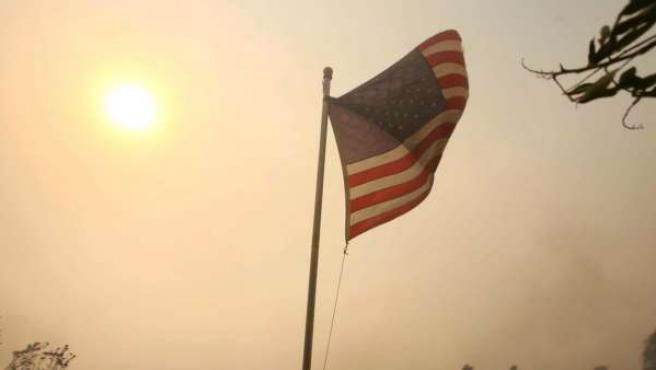 Bandera de EE UU