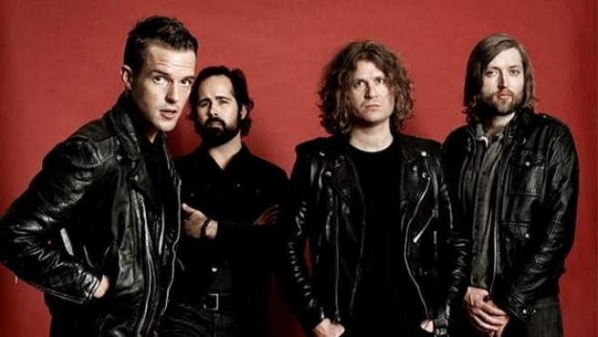 La banda estadounidense The Killers