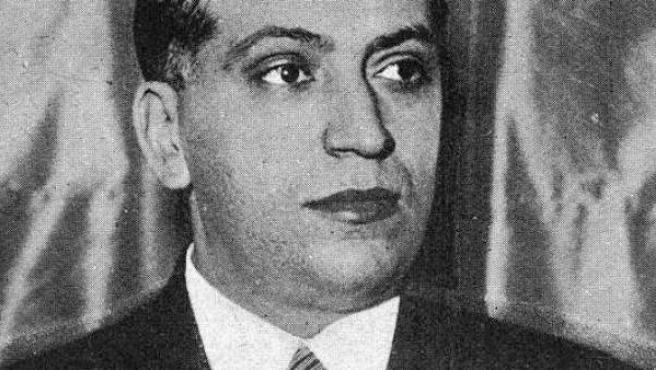 José Calvo-Sotelo, diputado conservador asesinado en 1936, antes del inicio de la Guerra Civil.