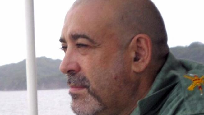 Imagen de Víctor Laínez, el hombre de 55 años que ha fallecido tras sufrir una agresión por llevar unos tirantes con la bandera de España.