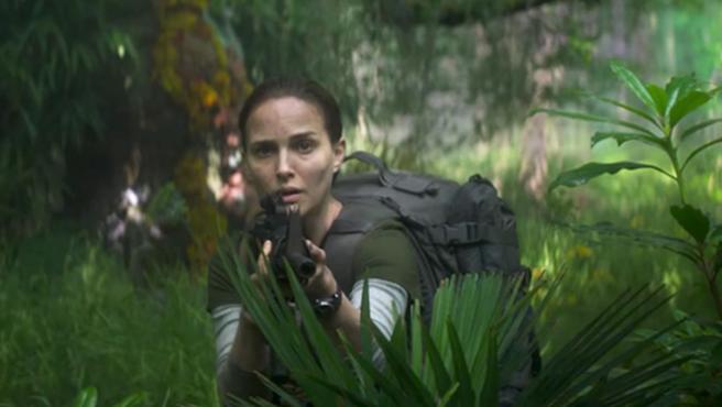 Nuevo Tráiler de 'Annihilation': ¿Natalie Portman se pone en plan Ripley?