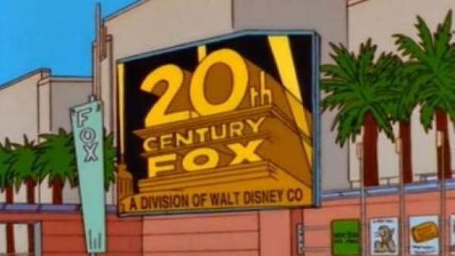Los Simpson también predijeron, hace veinte años, que Disney compraría Fox