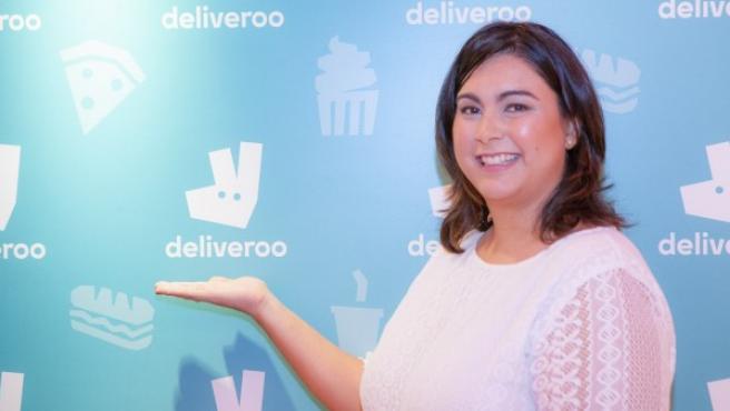 Diana Morato, director general de Deliveroo España