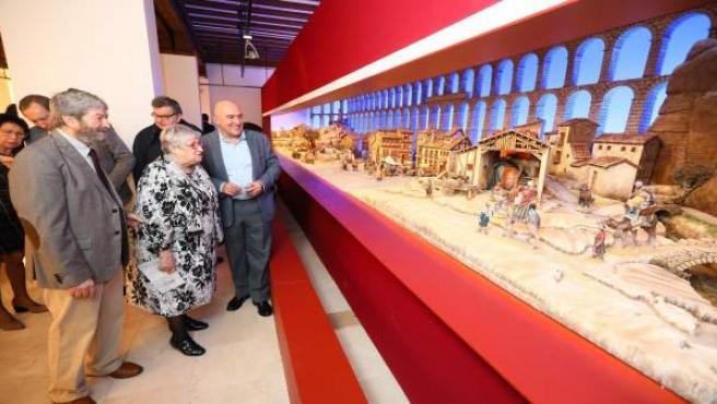 Valladolid. Presentación Belén Monumental