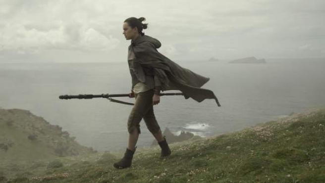 Rei protagoniza el episodio VIII de Star Wars: 'Los últimos Jedi'