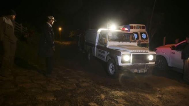 Seis personas, entre ellas la exministra de Estrategia y Comunicaciones de Honduras Hilda Hernández, hermana del presidente del país, Juan Orlando Hernández, murieron el sábado en el accidente de un helicóptero de la Fuerza Aérea, informaron fuentes oficiales.