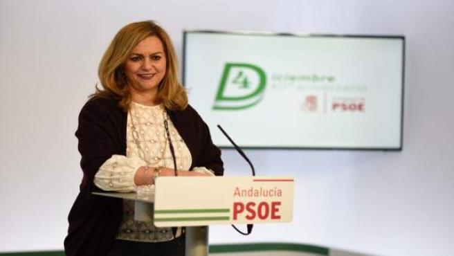 María Jesús Serrano, este jueves