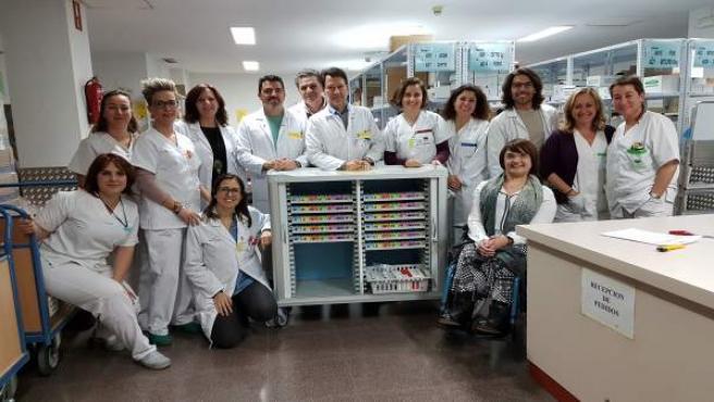 Cieza inicia el proyecto de atención farmacéutica
