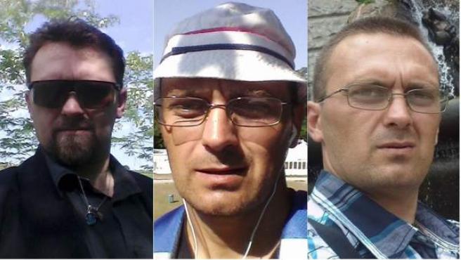Norbert Feher, el fugitivo de Teruel que presuntamente ha matado a tres personas