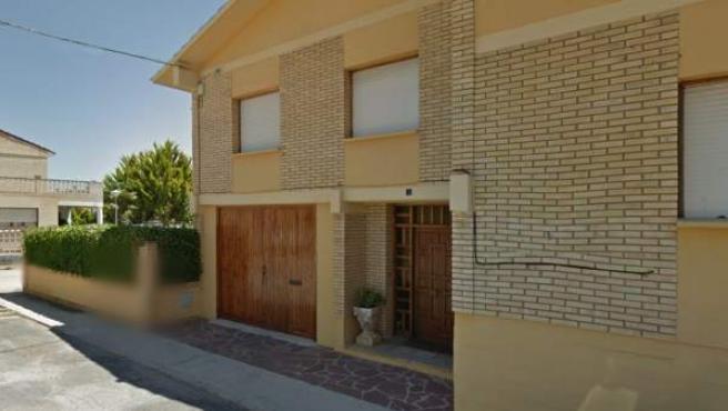 El accidente se ha producido a las 15:07 horas del domingo en una vivienda situada en el número 8 de la calle Doctor Arias.