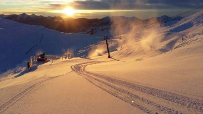 Estación de esquí Valgrande Pajares