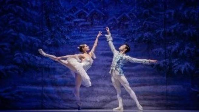 Cascanueves del Ballet Clásico de Moscú de Anna Ivanova