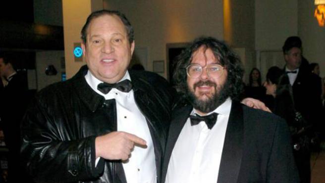 Harvey Weinstein emite un comunicando negando las acusaciones de Peter Jackson