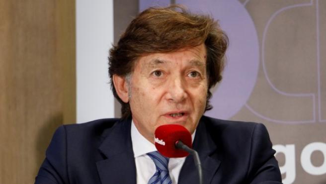 José Ramón Lete Lasa, presidente del CSD.