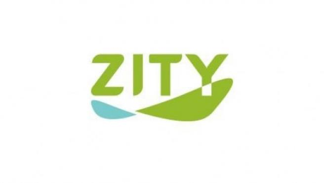 Logotipo de ZITY.