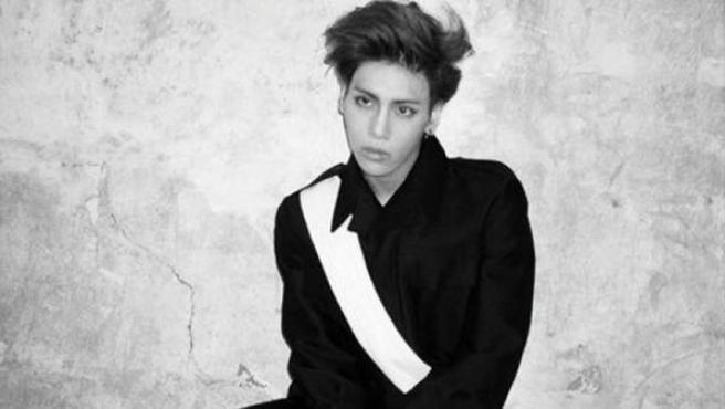 El cantante de k-pop Jonghyun.