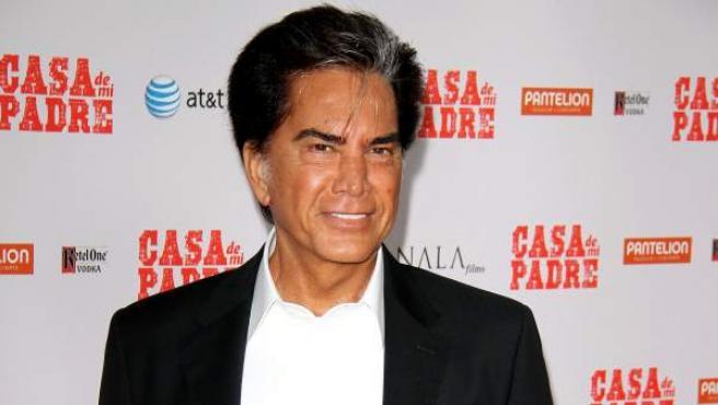 El cantante venezolano José Luis Rodríguez 'El Puma', en una foto de archivo.
