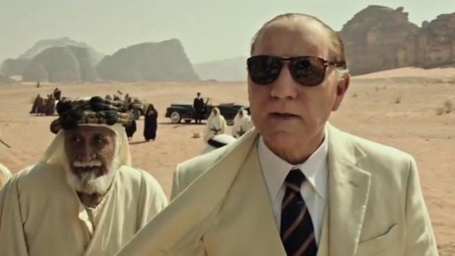 'Todo el dinero del mundo': Ridley Scott explica cómo borró a Kevin Spacey de la película
