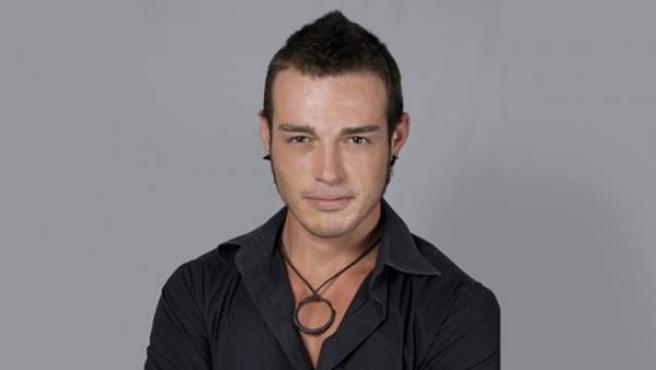 El exconcursante de 'Gran Hermano 8' Daniel López.