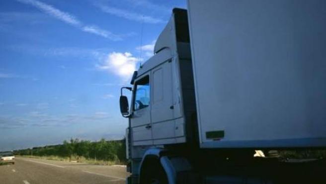 Imagen de archivo de un camión.