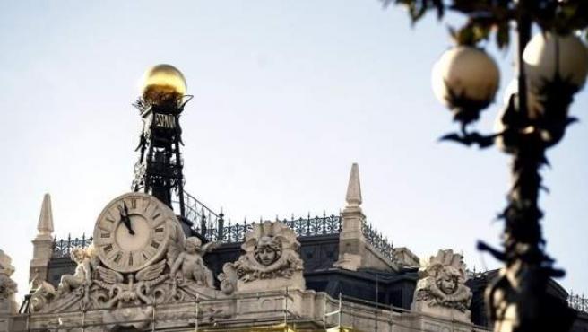 Sede del Banco de España en una imagen de archivo.