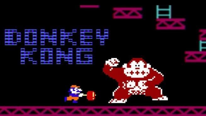 Vio la luz en 1981 y consistía en controlar al personaje sobre una serie de plataformas mientras evita obstáculos. Mario debe rescatar a una dama que ha sido secuestrada por un enorme mono llamado Donkey Kong. Ambos personajes se convirtieron en los más famosos de Nintendo.