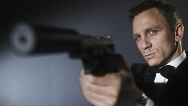 Daniel Craig en Casino Royale.
