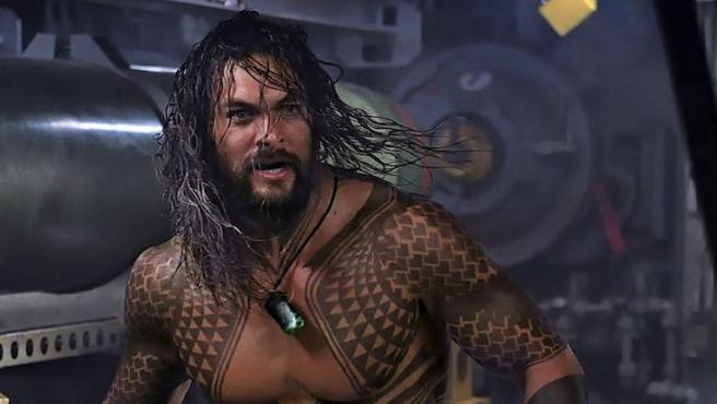 'Aquaman': Primera imagen oficial con Jason Momoa