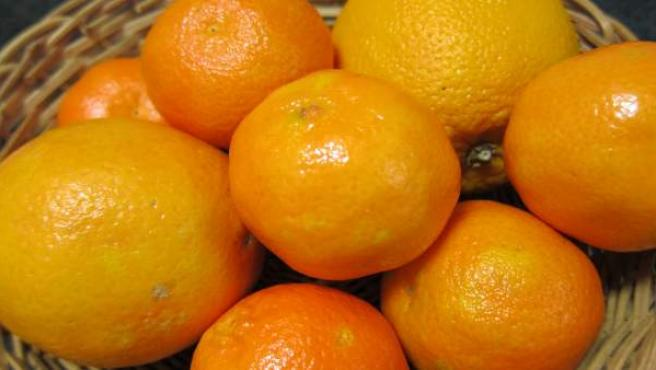 Naranjas, mandarinas, cítricos