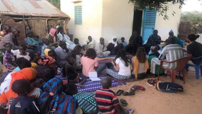 Centro en Senegal