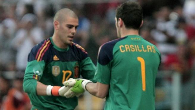 Valdés y Casillas, en Venezuela.