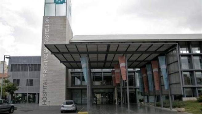 Imagen de archivo del Hospital Provincial de Castellón.