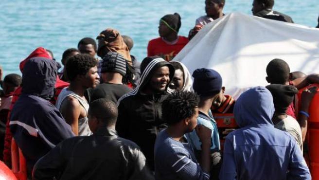 Personas migrantes