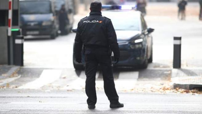 Recursos de agente de Policía Nacional, policía, policías, agentes