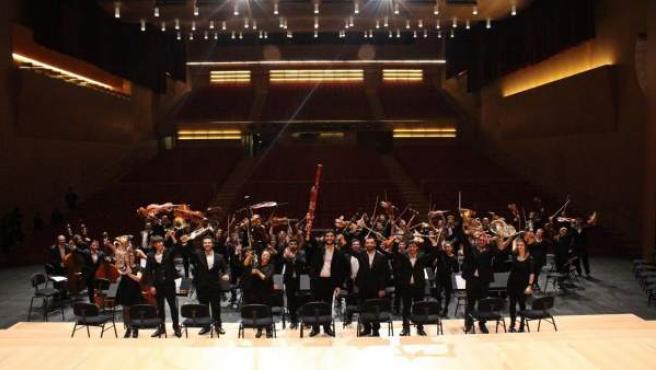 Concierto De Año Nuevo En El Auditorio