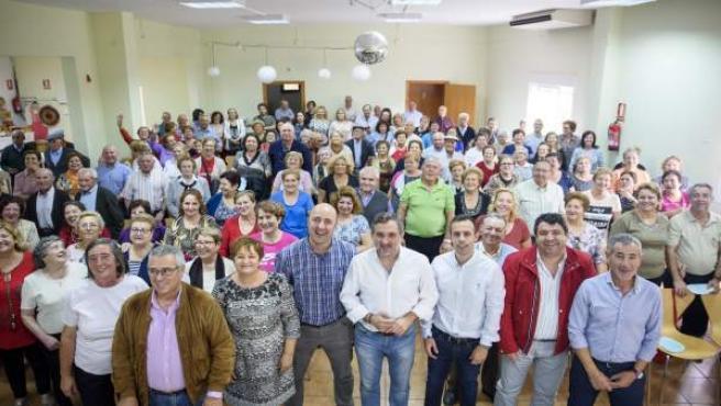 Taller de envejecimiento activo en Almería